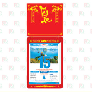 TĐ11 – Bloc Siêu Đại 20x30Cm – Phong Cảnh Việt Nam